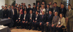 Chinese Delegation of Seed Industry Officials at the 2013 ASTA Vegetable and Flower Seed Conference