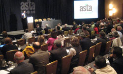 ASTA Chairman Blake Curtis Presides over 2013 ASTA Vegetable and Flower Seed Conference