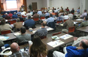 Good Turnout for FFB's Advisory Committee Meetings Series at Gainesville FFB Hdqtrs