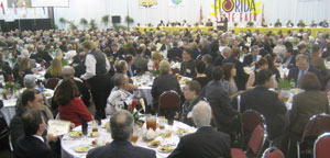 2008 FL Ag Hall of Fame Banquet at FL State Fair in Tampa