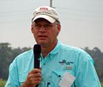 Dr. John Beasly, extension peanut agronomist, UGA